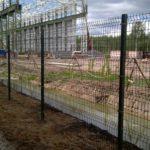 Секционный забор Gitter