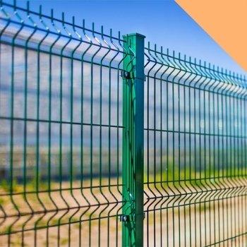 Секционные заборы / панельные заборы